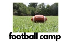 Football Summer Camp