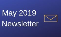 Newsletter May 2019
